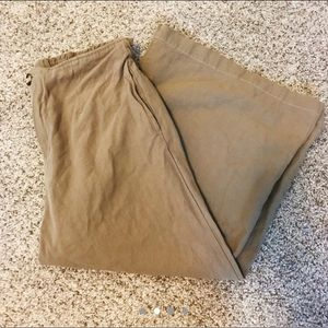 Nordstrom Pants - Good Luck Gem wide leg crop pants.